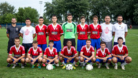 Serbian Junior Soccer Team